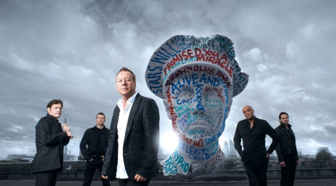 INTERVJU: Jim Kerr (Simple Minds)
