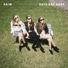 HAIM Days Are Gone album cover 240x240