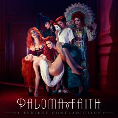 Paloma Faith - A Perfect Contradiction album cover