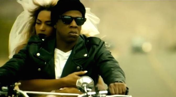Beyonce & Jay Z On The Run