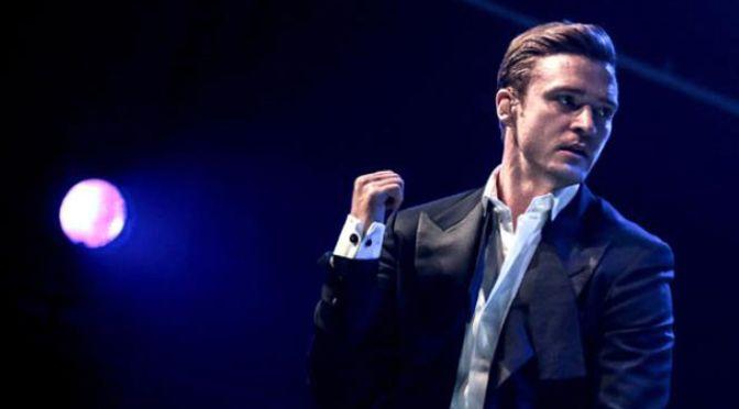 Justin Timberlake BBMA 2014