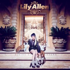 Lily Allen Sheezus album cover