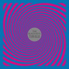 The Black Keys Turn Blue album cover