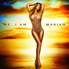 Mariah Carey Me I Am Mariah album artwork