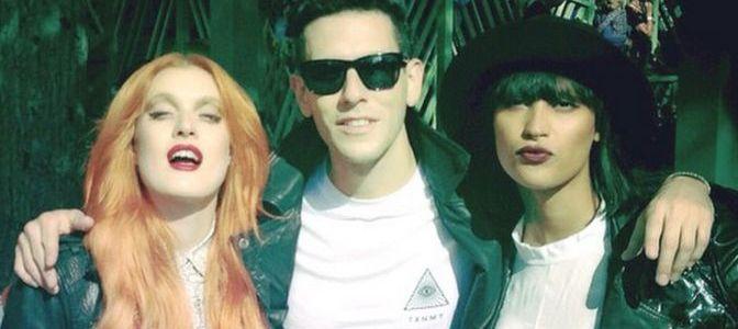 Cobra Starship & Icona Pop