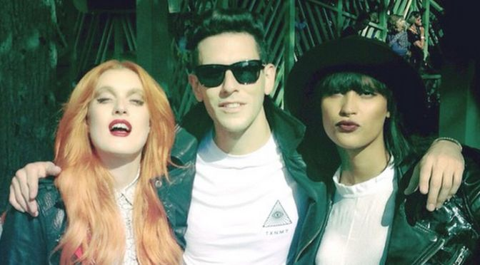Cobra Starship & Icona Pop