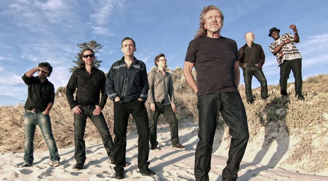 Robert Plant and Sensational Space Shifters