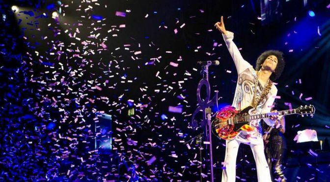 Prince na Facebooku