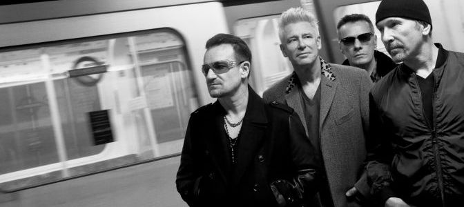 U2 - Songs Of Innocence - photo (2) Paolo Pellegrin