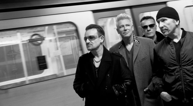 U2 – Songs Of Innocence