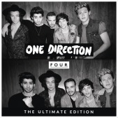 One Direction Four Album Artwork (Deluxe)