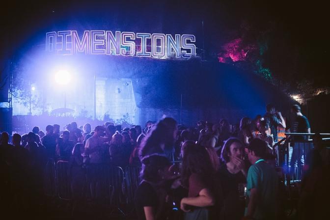 Dimensions Festival 2016.