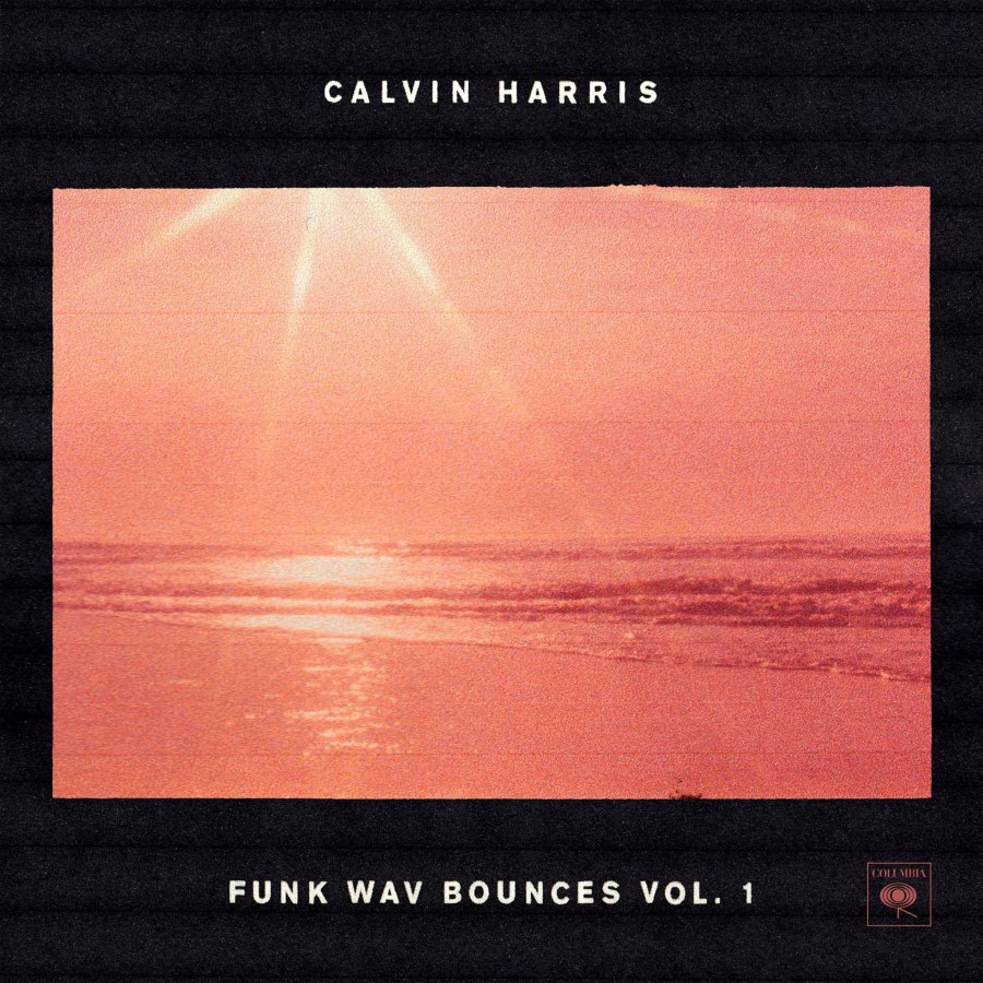 Calvin Harris Funk Wav Bounces Vol. 1