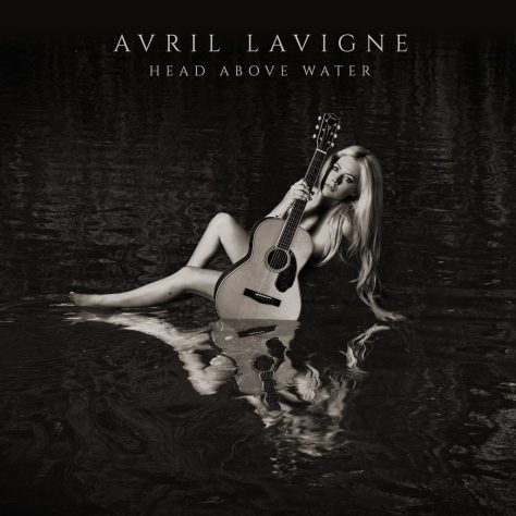 Artwork Avril-Lavigne-Head-Above-Water-album-cover-1024x1024