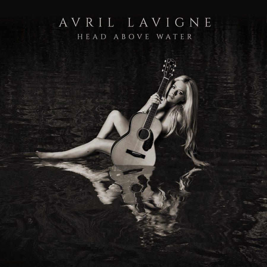 Artwork Avril-Lavigne-Head-Above-Water-album-cover-1024x1024