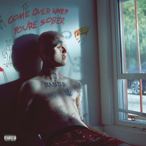 Artwork Lil Peep Come Over When You're Sober Pt. 2