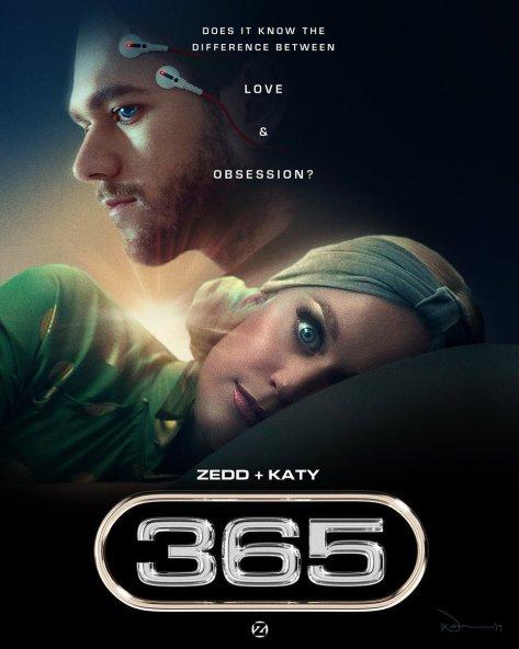Zedd Katy Perry 365