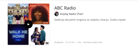 ABC Radio Playlista 002