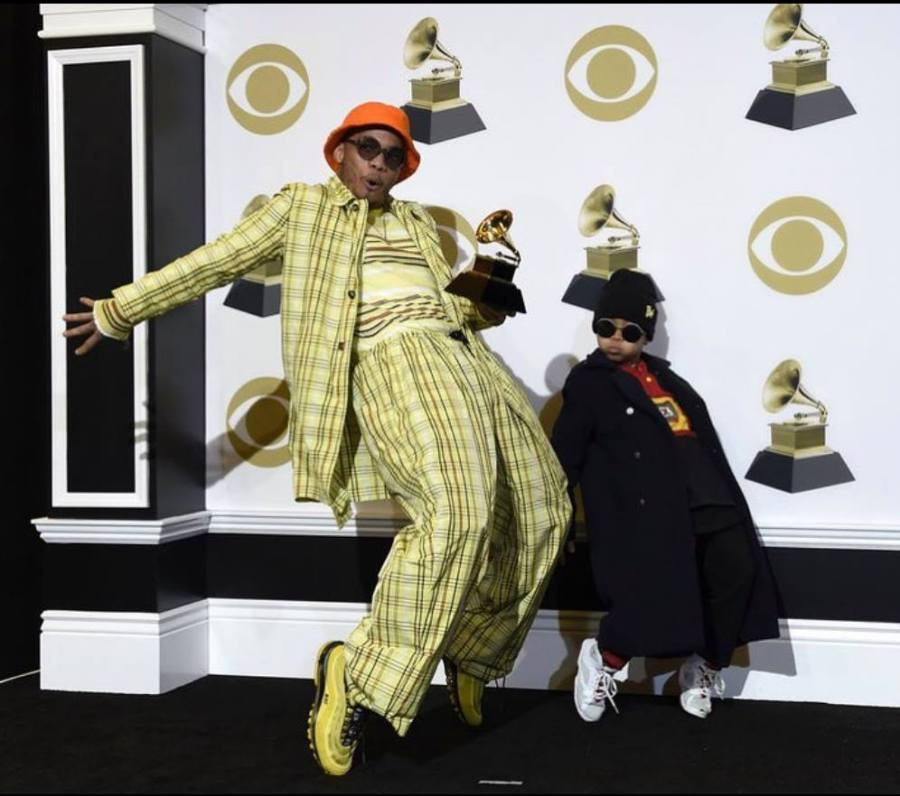 Anderson .Paak i Soul Rasheed Grammys
