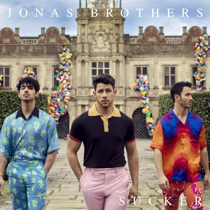 Artwork Jonas Brothers Sucker