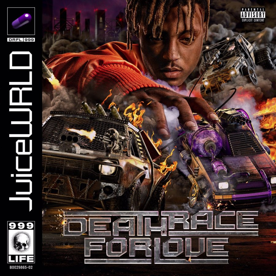 Artwork Juice WRLD Death Race for Love