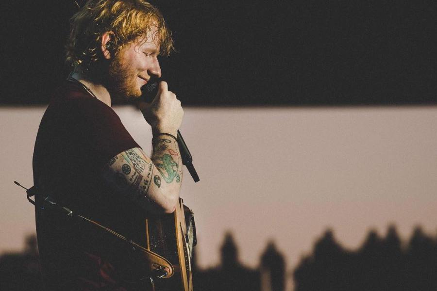 Ed Sheeran Facebook 2018 August