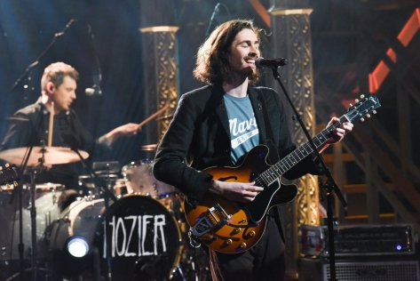 Hozier Twitter Live March