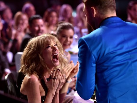 Taylor Swift Justin Timberlake iHeartRadio MUsic Awards