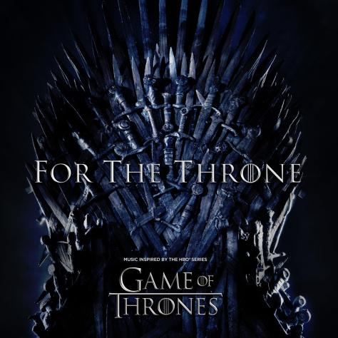 Album Artwork Game of Thrones For the Throne