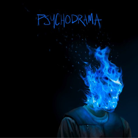 Artwork Album Dave Psychodrama