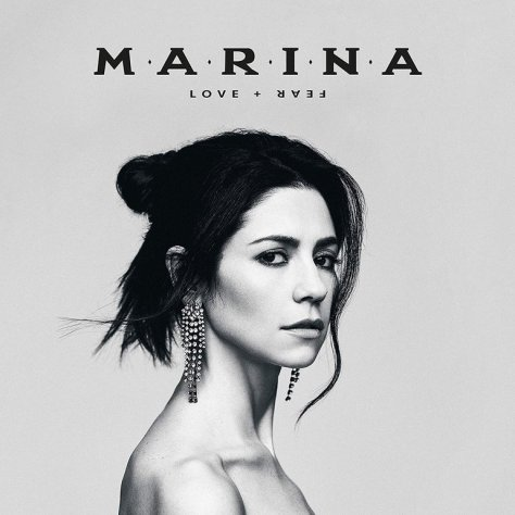 Artwork Album Marina Love + Fear