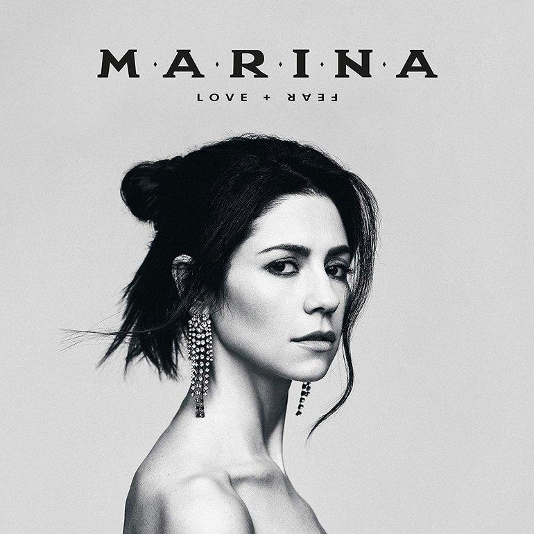 Artwork Album Marina Love + Fear