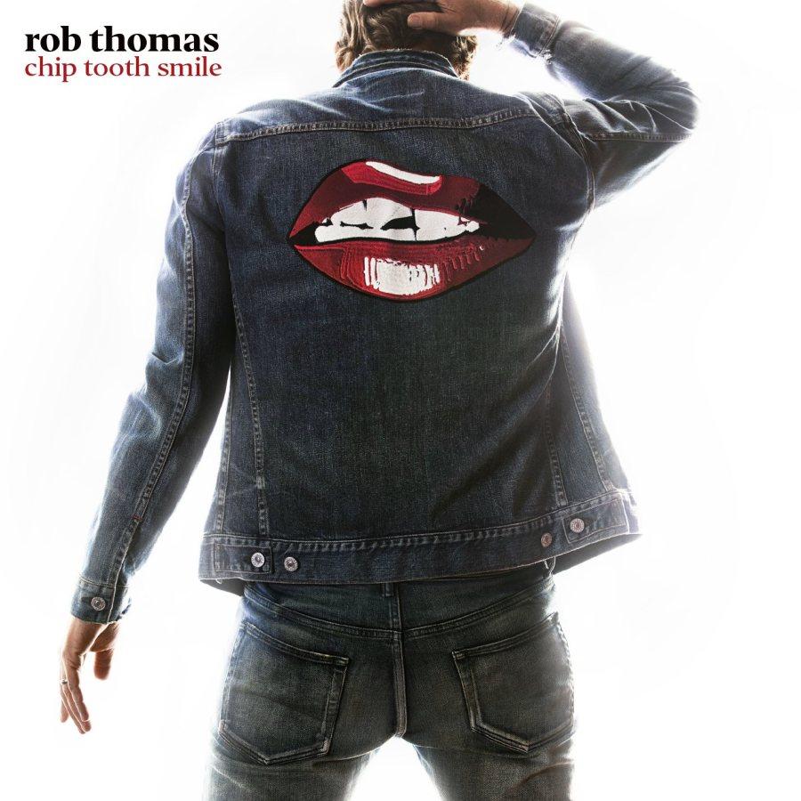 Artwork Album Rob Thomas Chip Tooth Smile