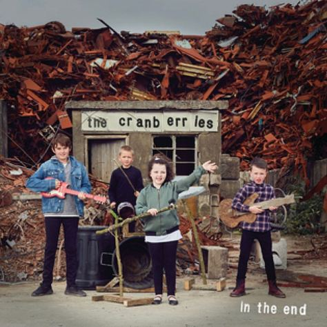 Artwork Album The Cranberries In the End
