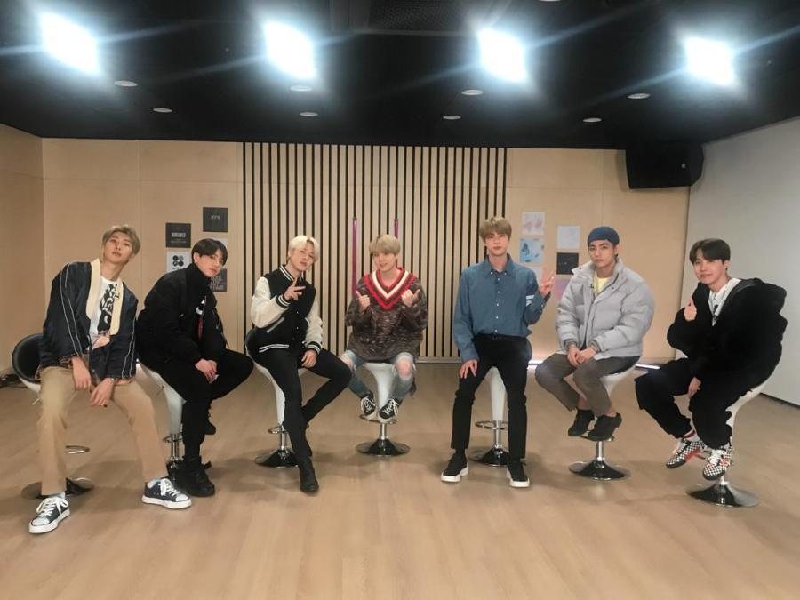 BTS Twitter 2019 March