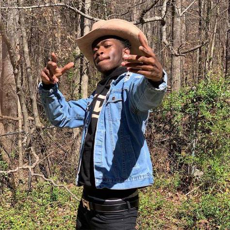 Lil Nas X Facebook 2019 March