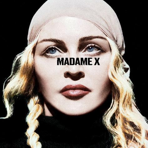 Madonna Madame X Album Cover Twitter 2019 April