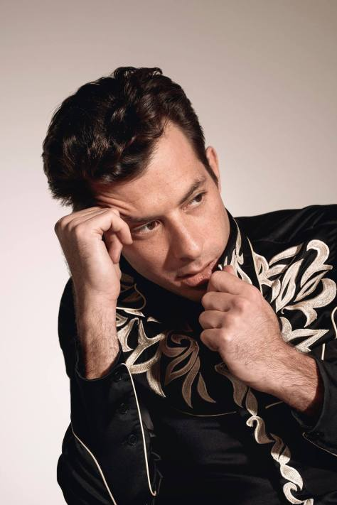 Mark Ronson Facebook 2018 December