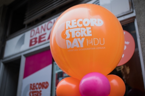 Record Store Day 2019 - Dancing Bear (2)