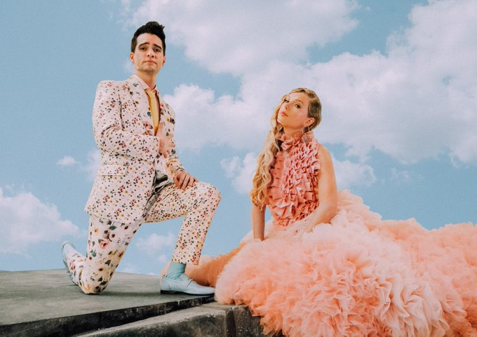 Taylor Swift Brandon Urie ME! Twitter 2019 April