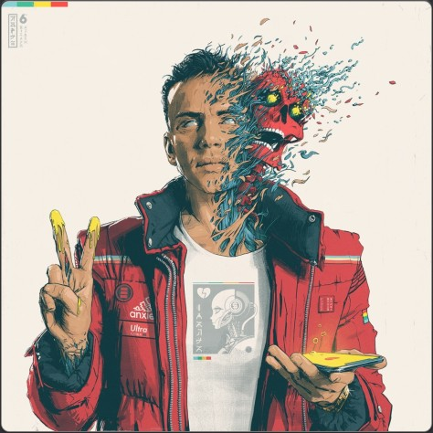Album Artwork Logic Confessions of a Dangerous Mind