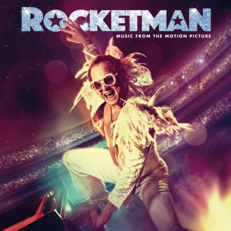 Album Artwork Rocketman Soundtrack