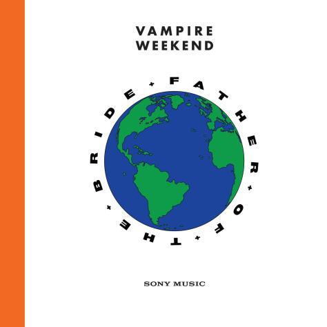 Album Artwork Vampire Weekend Father of the Bride