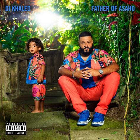 Artwork Album DJ Khaled Father of Asahd