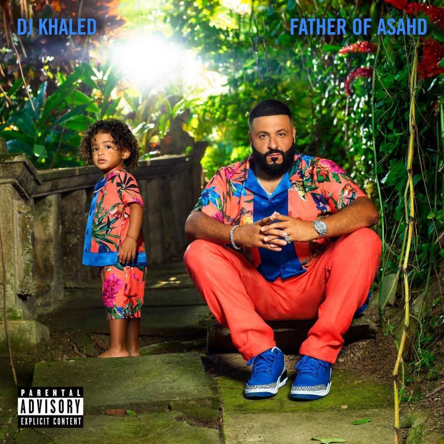 Artwork Album DJ Khaled Father of Asahd