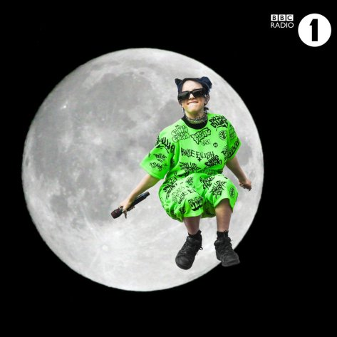 BBC Radio 1's Big Weekend Twitter 2019 May