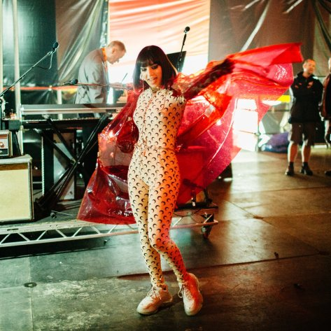 Charli XCX BBC Radio 1's Big Weekend Twitter 2019 May