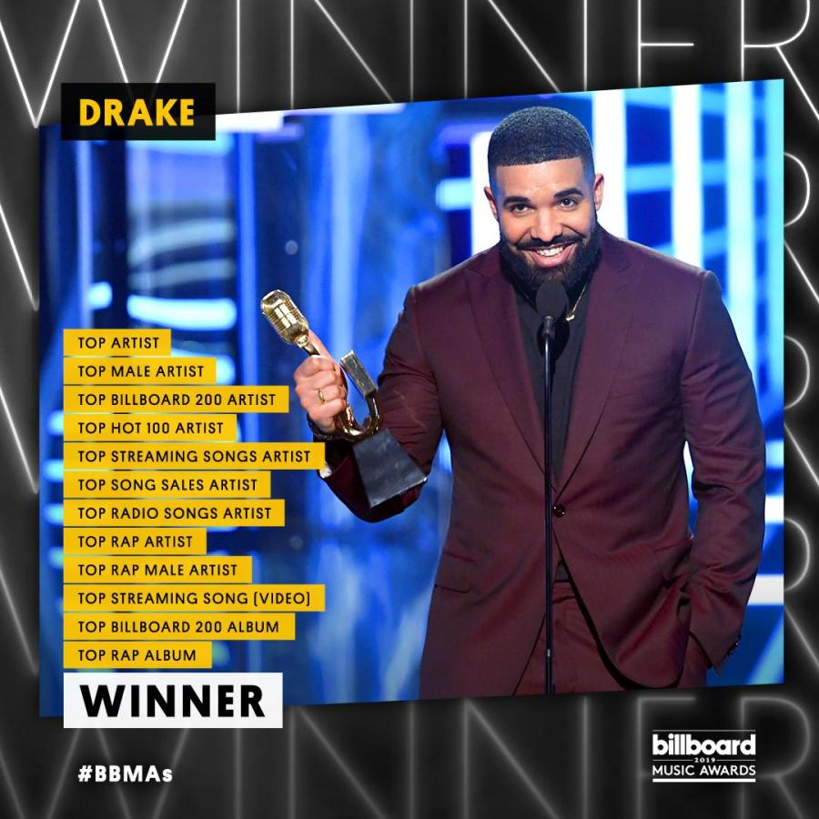 Drake BBMAs