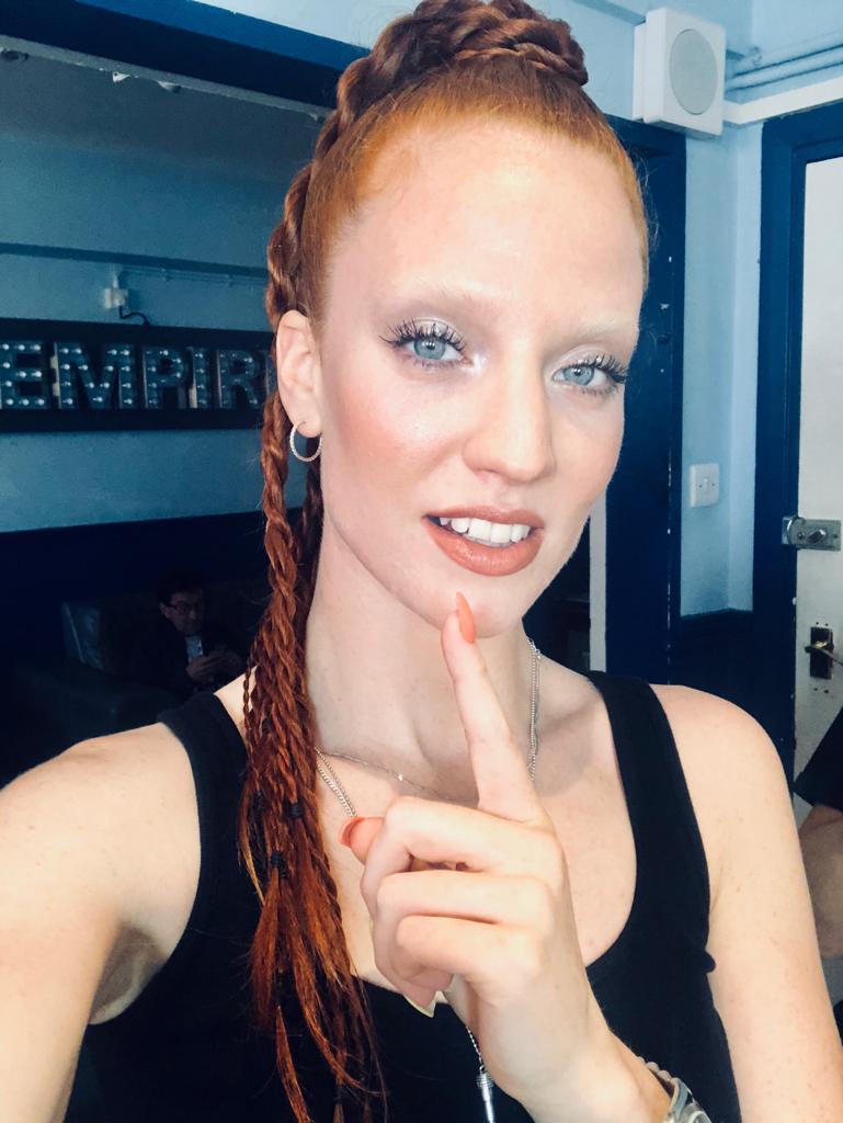 Jess Glynne Twitter 2019 May