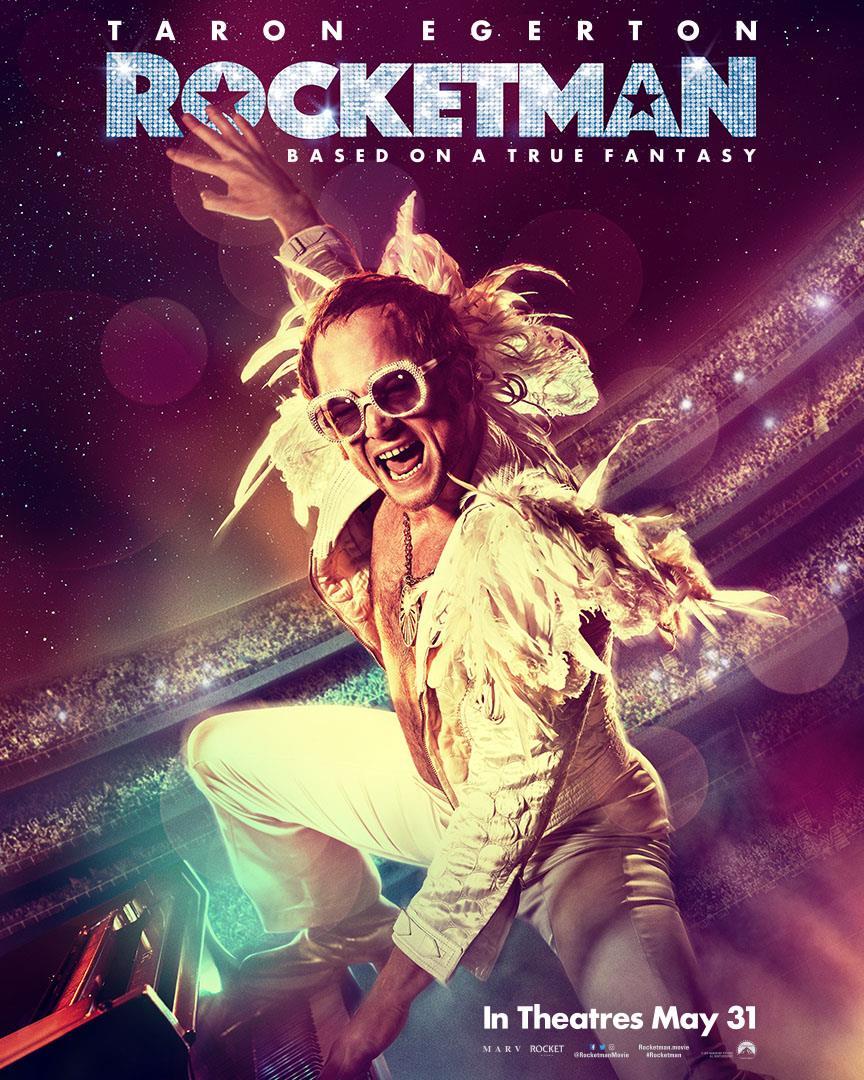Rocketman Movie 2019 February